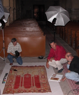 During the photographic campaign with Andrei Kertesz at Sebes