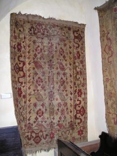 'Bird rug' Sighisoara