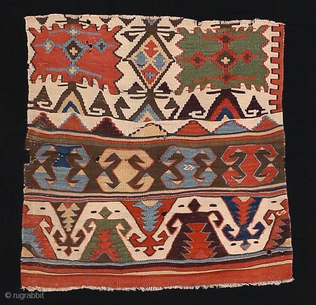 Early Central Anatolian Kilim Fragment