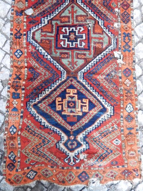 Antique East Anatolian Rug  size.230x90 cm