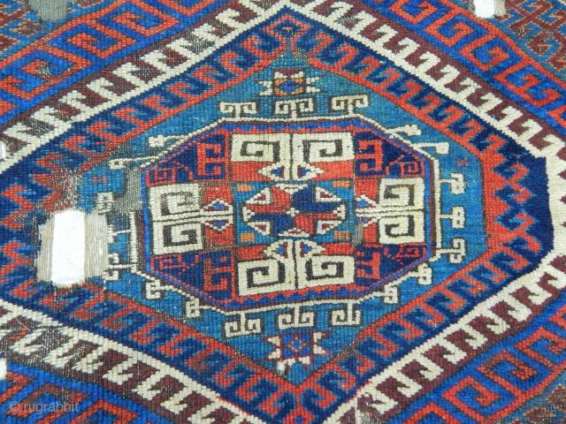 West Anatolian Karakecili Carpet Fragment  size.210x125cm