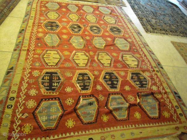 Antique Turkish Kilim