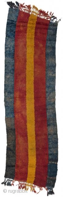 Lot 177, DJULCHIR 275 x 83 cm (9ft. x 2ft. 9in.) Uzbekistan, late 19th century, Auction April 22nd, 4pm, https://new.liveauctioneers.com/item/52104333_djulchir-275-x-83-cm-9ft-x-2ft-9in-uzbekistan