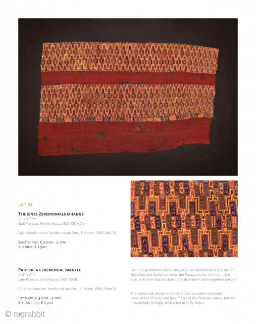 Auction June 22 at 4pm, https://www.liveauctioneers.com/catalog/143574_fine-antique-oriental-rugs-xvi/