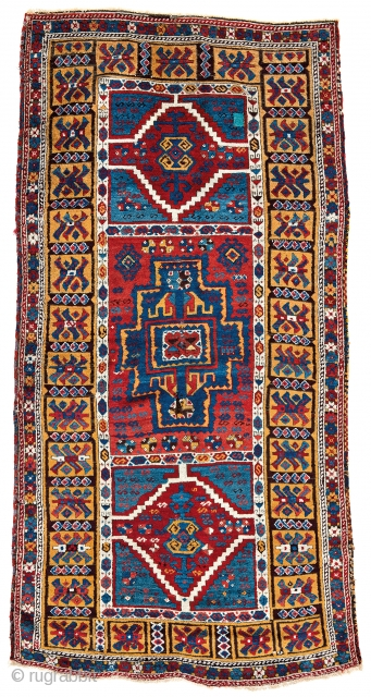 Lot 119, East Anatolian kurdish rug, starting bid € 2800, Auction October 14 5pm, https://www.liveauctioneers.com/catalog/109605_fine-antique-oriental-rugs-viii/?count=all