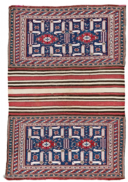 Lot 156, Karagashli sumakh, starting bid € 1400, Auction October 14 5pm, https://www.liveauctioneers.com/catalog/109605_fine-antique-oriental-rugs-viii/?count=all