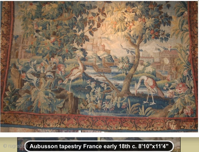 Lost tapestry. 