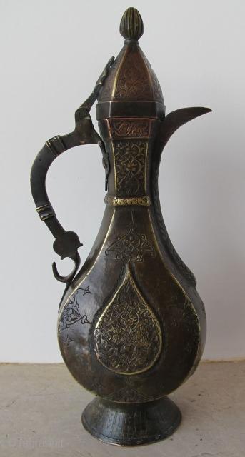 Bukhara Ewer. H = 30 cms