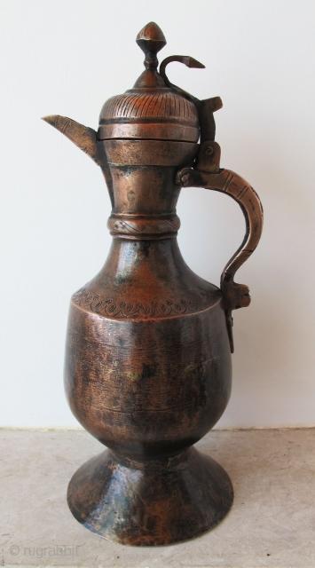 Bukhara Ewer. H = 35 cms