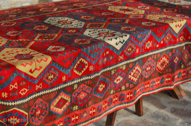 Kars Kilim. For more pics and infos please see my previous post: http://rugrabbit.com/node/180091
