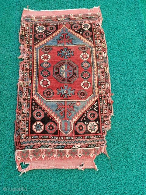 Central Anatolian Sivas  yastık Size=113x62 cm