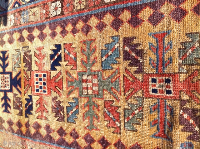Kurdish rug ?  52 inches by 83 inches please see other postings  sale pending