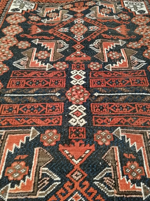 Antique Belutch, Salor Khani, ca 1900