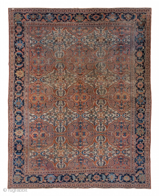 """Sparta Carpet  7.10 x 9.10 2.16 x 2.77  An """"end of day"""" carpet with a pile composed of all the yarn bits in the weaving workshop in a never repeating striated tweed effect. This look  ..."""