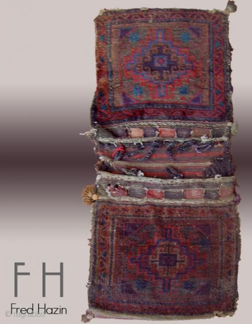 Stock# A173 | Boluch Bag | Circa: 1900\'s