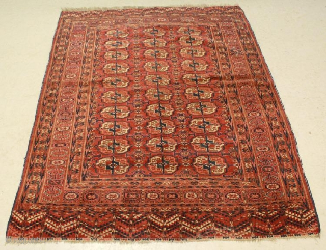 Bokhara Rug