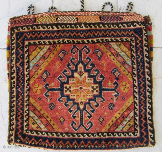 sw persia bag .Size:42 x 44 cm.fine condition