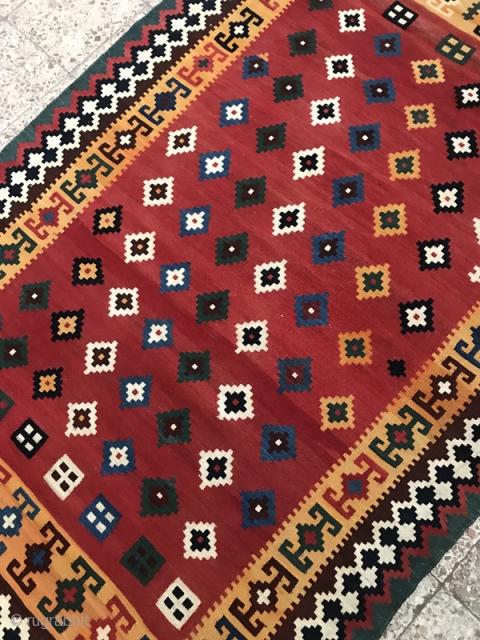 SW persia kilim,Size:270X145 cm