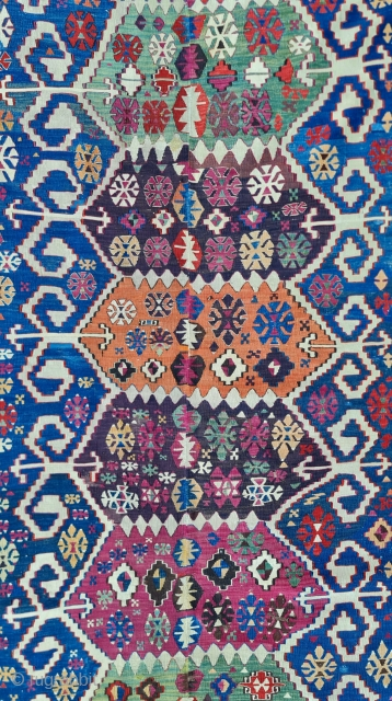 Size : 140 x 360 cm, East Anatolian , Reyhanli tribe