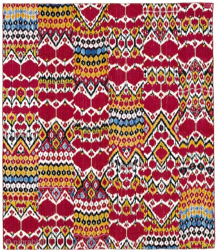 "Icoc   Come see ""Binding the Clouds: Ikats from the Guido Goldman Collection"" at the Gwu/Textile Museum in Washington, Dc, which will host a special reception for Icoc registrants in conjunction  ..."