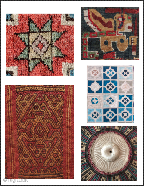 "Old, eclectic and real ethnographic textiles and objects for sale on my pages. Great variety of things to choose from. Have a look and ""take a walk on the wild side... """