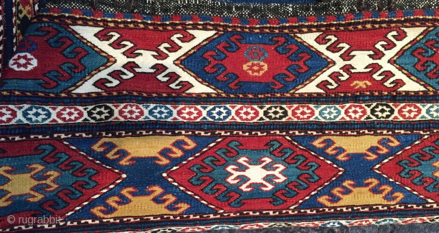 Caucasian sumakh cradle
