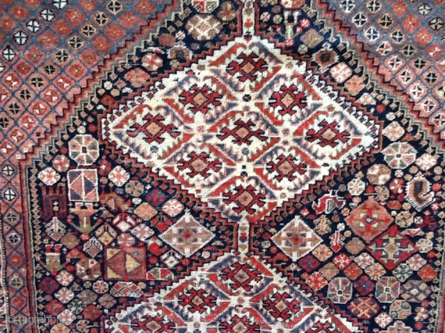 Qashqai rugs full condition 