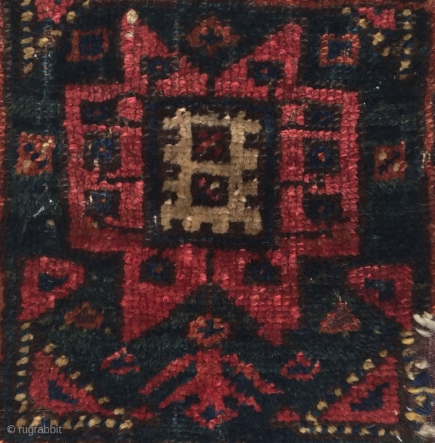 Anatolian Bag face 19th Century