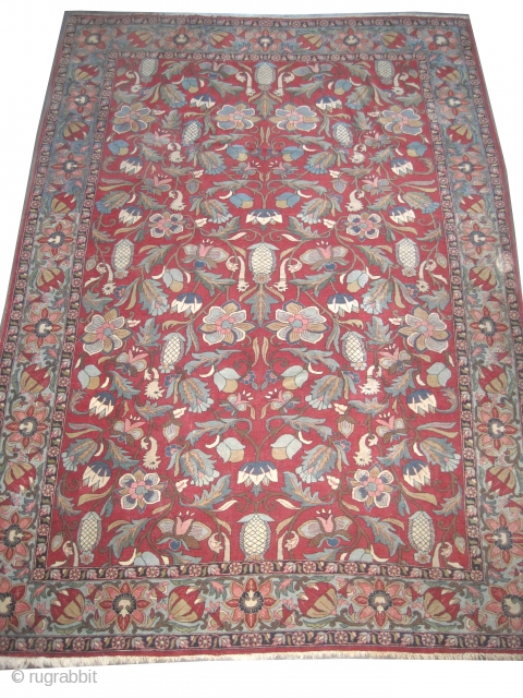 "Qoum Persian, 303 x 213 (cm) 9' 11"" x 7'  carpet ID: P-5773