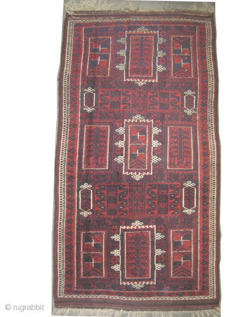 Belutch Persian circa 1915 antique, collector's item, 