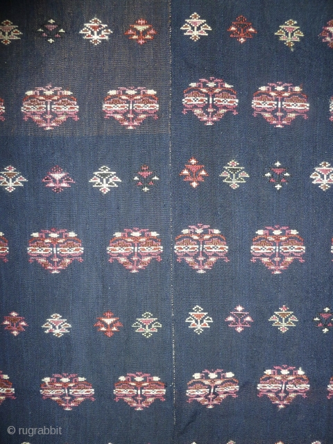 Horse blanket? Verneh, flat-weave, Persia, lovely colours, fine weave,