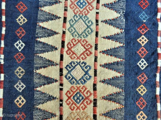 """South Caucasian Saddle Bags, 20"""" x 48"""" - 51 x 123 cm."""
