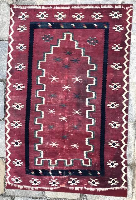 Sarköy Kilim Balkan 152 x 100 cm