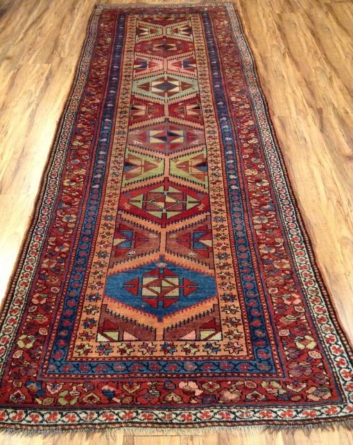 Antique Kurdish very good condition size 290x103