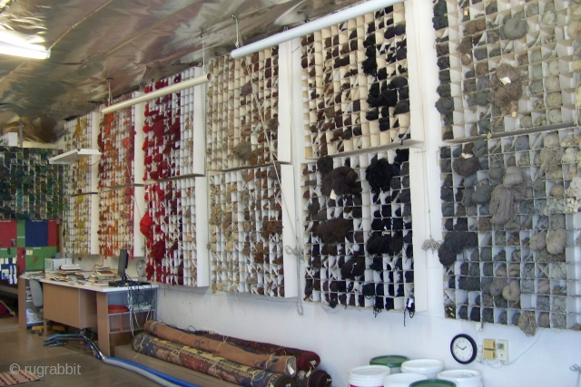 After 38 years restoring Navajo rugs and Oriental rugs, we are retiring and are selling the largest selection of wool yarn used for restoration of Navajo rugs and Oriental rugs in the  ...