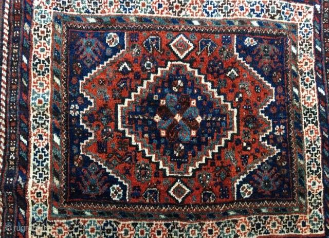qashgai bag face in good condition,100 x 83 cm  www.eymen.com.tr