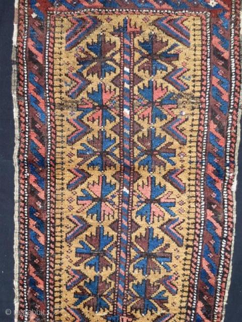 Antique beluch yastk,in good condition 80 x 47 cm