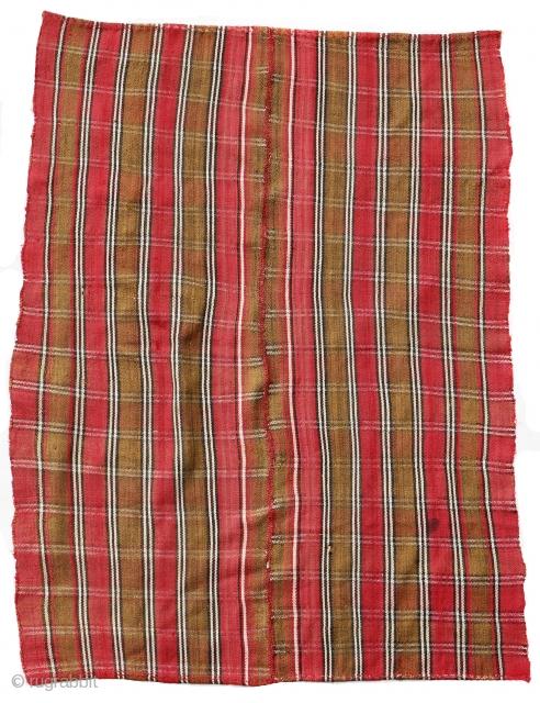 Minimalistic Shahsacan Jacim (kilim) circa 1920s 165x140cm