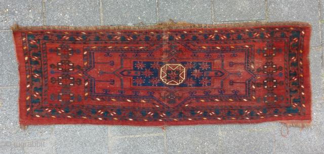 Ersari Torba, 54 x 160 cm., ca. 1900.
