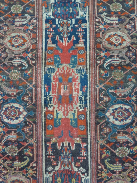 Antique dated ( 1911 ) Malayer runner, NR End of year sale on eBay http://www.ebay.com/sch/tekke415/m.html?item=112229410992&ssPageName=STRK%3AMESELX%3AIT&rt=nc&_trksid=p2047675.l2562  ,18 items without reserve.