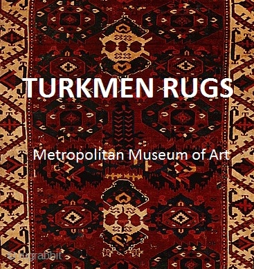A compilation of images and descriptions of Turkmen rugs from the Metropolitan Museum presented here for enjoyment and edification. http://rugrabbit.com/node/51507