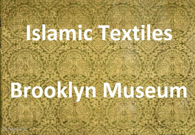 A compilation of images and descriptions of Islamic textiles from the Brooklyn Museum presented here for enjoyment and edification. http://rugrabbit.com/node/51946