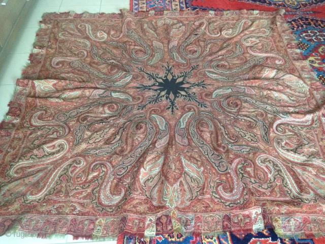 Antique Kashmir  185cmx170cm