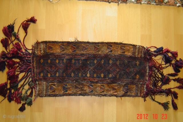 20e century Beautiful Beluch Sumak 63cm x 29cm pazyryk antique