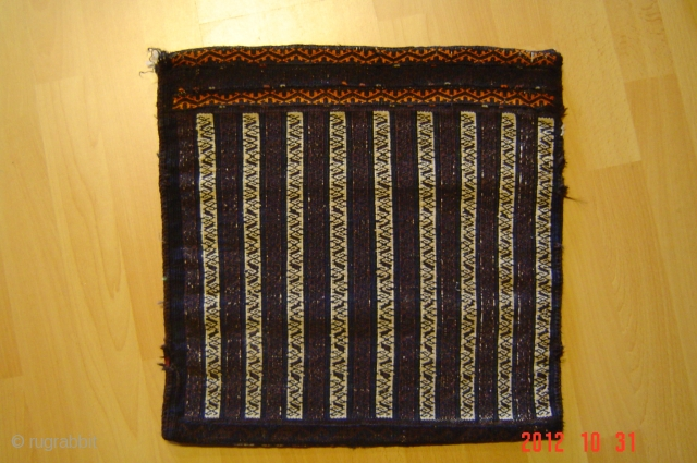 Beluch chanteh 42cm x 42cm pazyryk antique