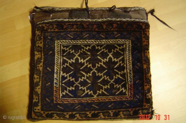 Beluch Pillow 48cmx45cm pazyryk antique