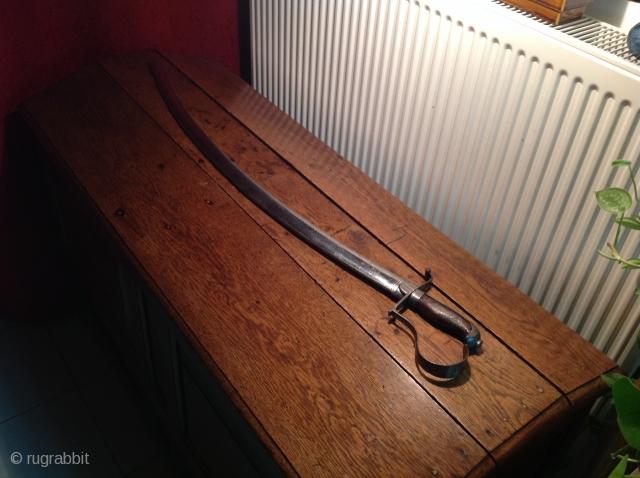 Antique sword/zwaard Anno 1840 94 cm