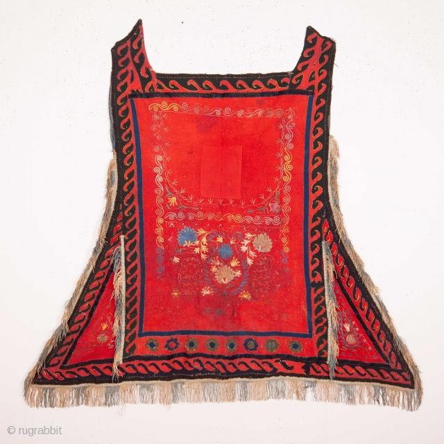 Uzbek Horse Cover 130 x 144 cm / 51.18 x 56.69 in.