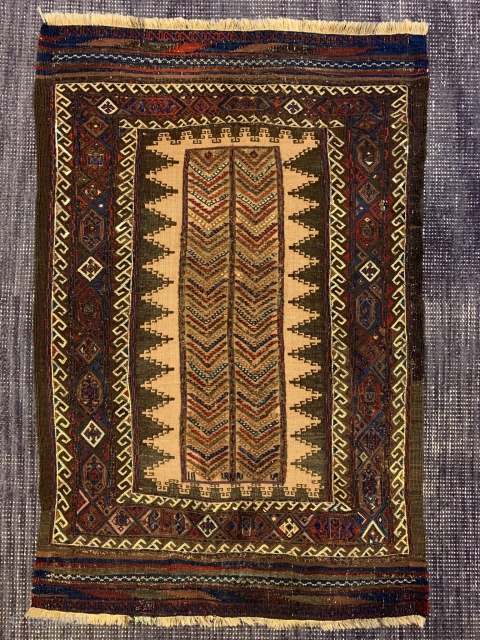 Antique Baluch sofreh 120x80cm