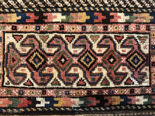 Persian tacheh form kelardasht in fair condition  , size 90x70cm